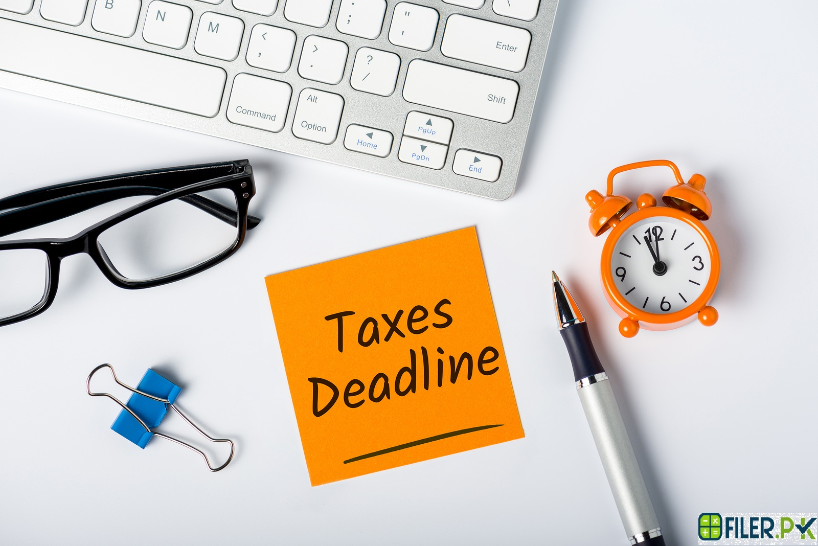 What are the consequences of missing tax deadline