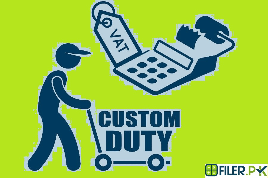 custom tax in pakistan