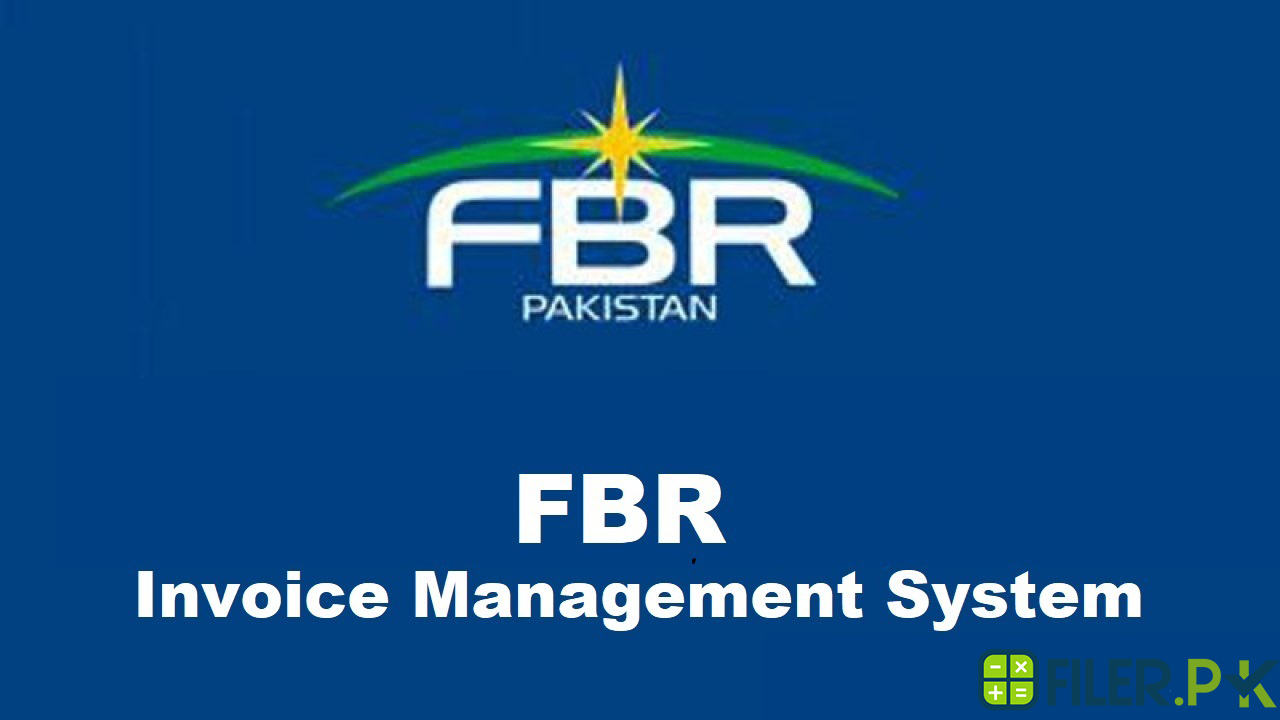 FBR INVOICE MANAGEMENT SYSTEM